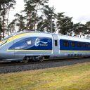 Eurostar, hogesnelheidstrein, Velaro, Siemens