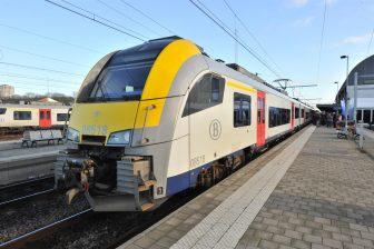 Desiro-trein, NMBS, spoorlijn Mol-Herentals
