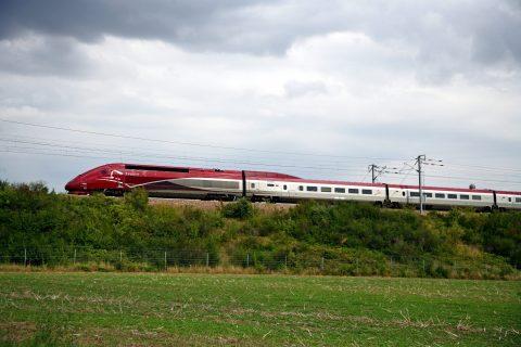 Een Thalys-trein