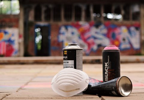 Graffitivandalen jagen NMBS op kosten