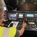 Een derde Belgische spoor uitgerust met ETCS