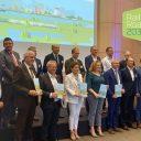 Betrokken partijen bij de presentatie van de Rail Roadmap 2030