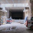 Verbouwing station Albert in Brussel in volle gang