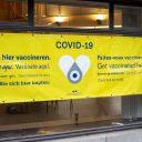vaccinatiepunt Centraal Station Brussel