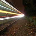 Light rail nacht
