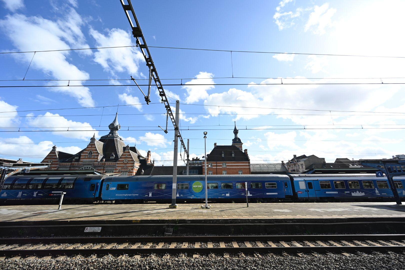 Trans Europe Express België