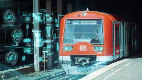 Een test met ATO op de S-bahn in Hamburg